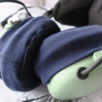 Skarpetki na słuchawki lotnicze DavidClark H10 - zdjęcie 7