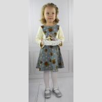 Sukienka prawdziwej damy - zdjęcie 3