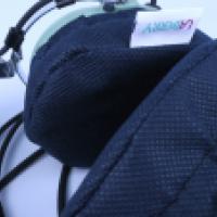 Jednorazowe uniwersalne skarpetki na słuchawki 5 par - zdjęcie 1