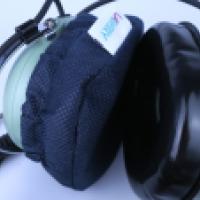 Jednorazowe uniwersalne skarpetki na słuchawki 5 par - zdjęcie 2