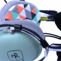Skarpetki na słuchawki lotnicze DavidClark H10