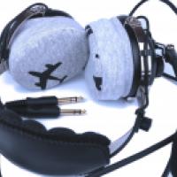 Skarpetki na słuchawki lotnicze do NavComm NC-300D - zdjęcie 1
