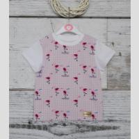 T-shirt ze ściągaczem - zdjęcie 1