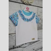 T-shirt ze ściągaczem - zdjęcie 4